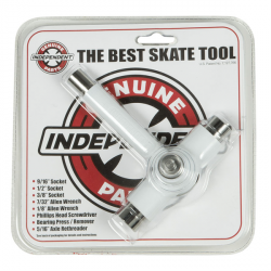OUTIL MULTIFONCTION INDEPENDENT BEST SKATE TOOL - WHITE
