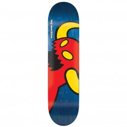 BOARD TOY MACHINE VICE MONSTER BLUE 8.38