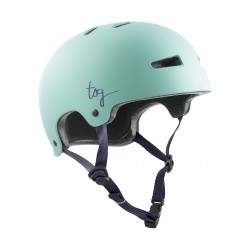 CASQUE TSG EVOLUTION SOLID COLOR WMN SATIN - MINT