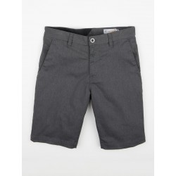 SHORT VOLCOM FRICKIN MODERN STRETCH - CHARCOAL HEATHER