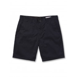 "SHORT VOLCOM FRICKIN MODERN STRETCH 19"" - DARK NAVY"