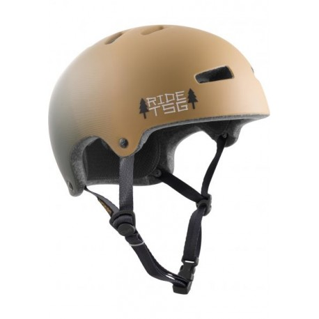TSG CASQUE SUPERLIGHT SOLID COLOR - MARSH BEIGE