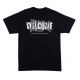 T-SHIRT WELCOME EXCESS PREMIUM - BLACK