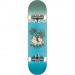 BOARD COMPLETE GLOBE G1 OVERGROWN 8 - BLUE