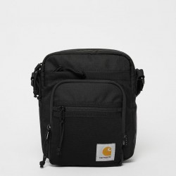 SACOCHE CARHARTT WIP DELTA STRAP BAG - BLACK