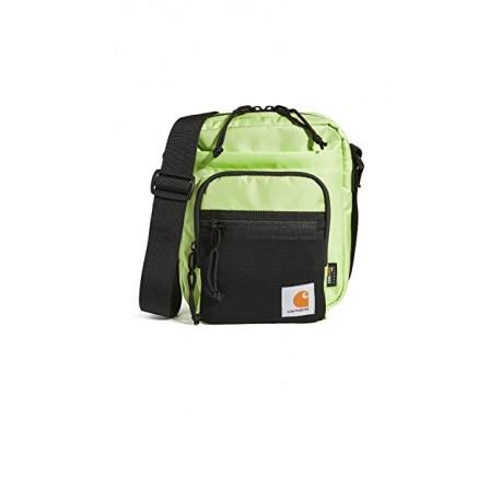 SACOCHE CARHARTT WIP DELTA STRAP BAG - LIME
