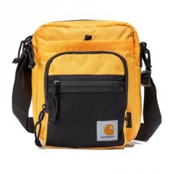SACOCHE CARHARTT WIP DELTA STRAP BAG - POP ORANGE
