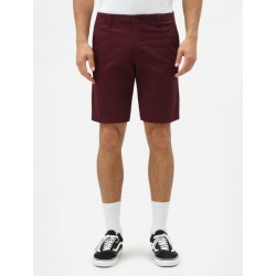 SHORT DICKIES GRAYSVILLE - MAROON