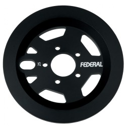 COURONNE FEDERAL AMG GUARD 25T - BLACK