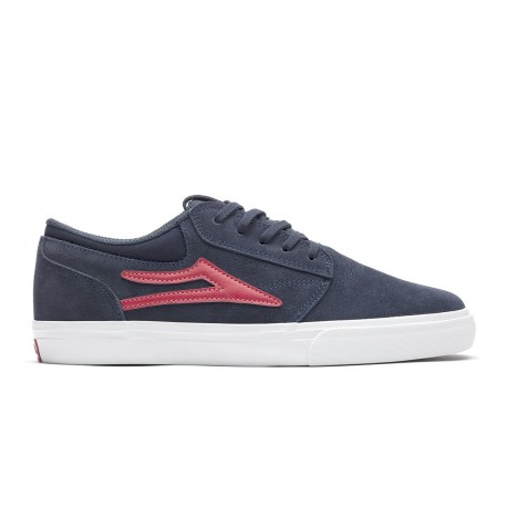 CHAUSSURES LAKAI GRIFFIN - NAVY RED