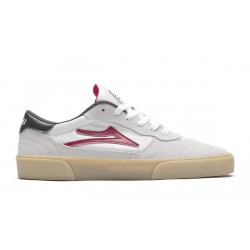CHAUSSURES LAKAI CAMBRIDGE - WHITE GUM