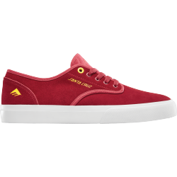 CHAUSSURES EMERICA X SANTA CRUZ WINO STANDARD - RED