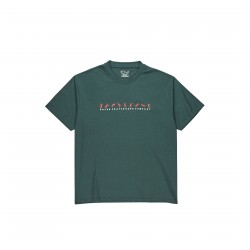 T-SHIRT POLAR CARTWHEEL - GREY TEAL