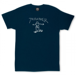 T-SHIRT THRASHER GONZ - NAVY