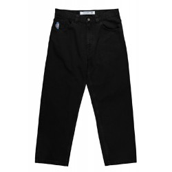 PANTALON POLAR 93 DENIM - PITCH BLACK