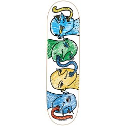 BOARD POLAR KISSING HEADS 8.125