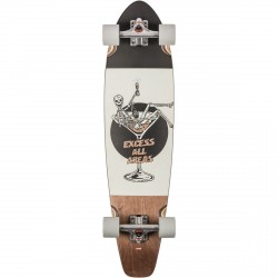 LONGBOARD GLOBE THE ALL-TIME EXCESS - 35.0