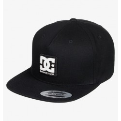 CASQUETTE DC SHOES SNAPDRIPPP BOY - BLACK