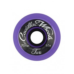 ROUES CADILLAC CLASSIC TWO 70MM 80A - PURPLE