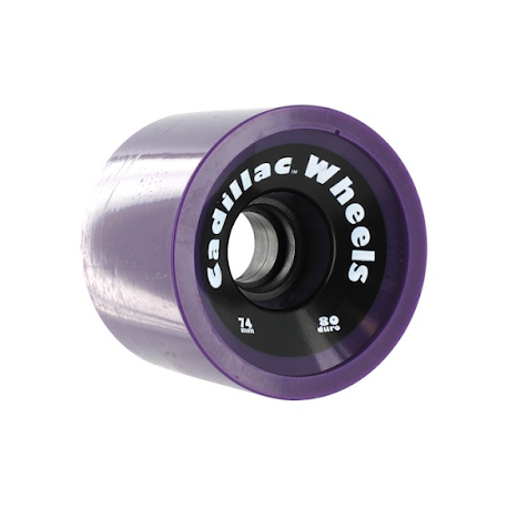 ROUES CADILLAC CLASSIC TWO 74MM 80A - PURPLE