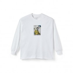 T-SHIRT POLAR MEDUSA DESIRES LS - WHITE