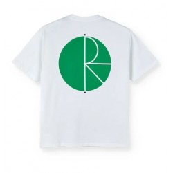 T-SHIRT POLAR FILL LOGO 20 - WHITE