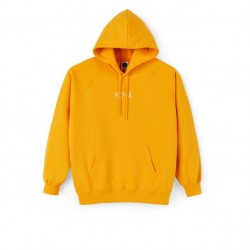 SWEAT POLAR DEFAULT HOODIE - YELLOW