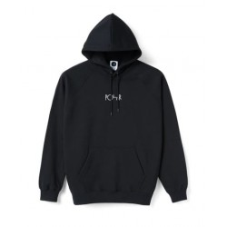 SWEAT POLAR DEFAULT HOODIE - BLACK