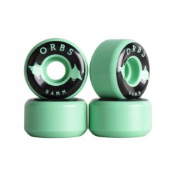 ROUES ORBS WELCOME SPECTERS CONICAL 54MM - MINT
