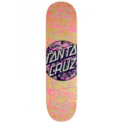 BOARD SANTA CRUZ FOAM DOT HARD ROCK MAPLE - 8.125