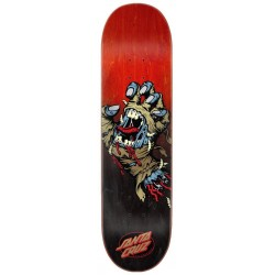 BOARD SANTA CRUZ MUMMY HAND WIDE TIP - 8.25