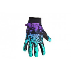 GANTS FUSE CHROMA SHRED - PURPLE TEAL FADE