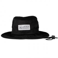BOB JACKER FISHERMAN - BLACK