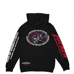SWEAT JACKER BALTIMORE - BLACK