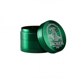 GRINDER JACKER NO VACATION 50MM - GREEN
