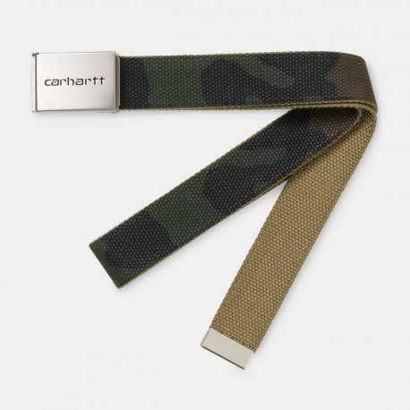CEINTURE CARHARTT CLIP BELT - CAMO LAUREL