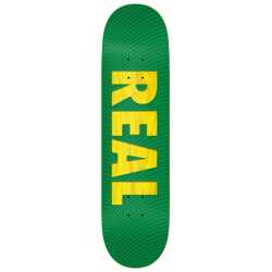 BOARD REAL BOLD TEAM SERIES GREEN - 8.38 X 32.25