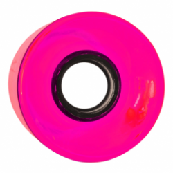 ROUE NAKED CRUISER PINK CLEAR 60MM 83A