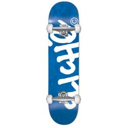 BOARD COMPLETE CLICHE HANDWRITTEN BLUE WHITE 8.25