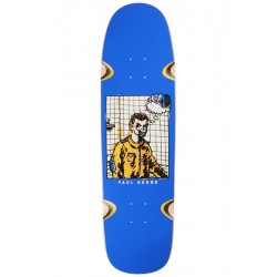 BOARD POLAR MEDUSA DESIRES BLUE WHEEL WELL PAUL GRUND P9 - 8.625