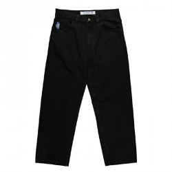 PANTALON POLAR '93 DENIM - PITCH BLACK