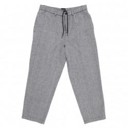 PANTALON THEORIES STAMP LOUNGE PANTS - HOUNDSTOOTH