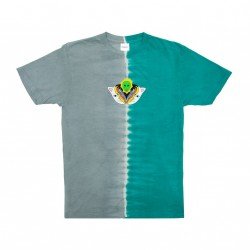 T-SHIRT RIPNDIP SPLITTING HEADS - TEAL GREY