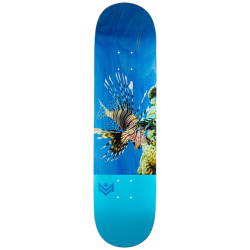 BOARD MINI-LOGO POISON LION FISH - 8""