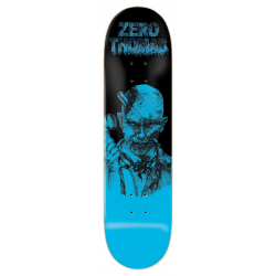 BOARD ZERO DECK ZOMBIE THOMAS BLUE 8.25