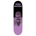 BOARD ZERO DECK ZOMBIE BROCKMAN PURPLE 8.375