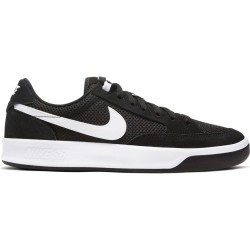 CHAUSSURES NIKE SB ADVERSARY - BLACK WHITE