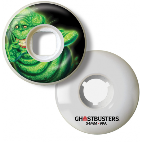 ROUES ELEMENT X GHOSTBUSTERS SLIMER 54MM