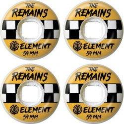 ROUES ELEMENT TIMBER REMAINS 54MM