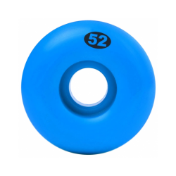 ROUES NAKED WHEELS BLUE OCEAN - 52MM